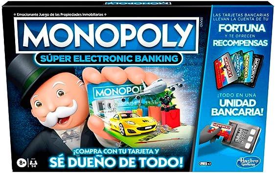 Oferta amazon: Monopoly- Súper Recompensas (Hasbro E8978105)