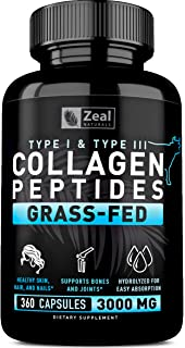 Amazon.com: Collagen Pills - Healthy Skin & Hair for Women ...
