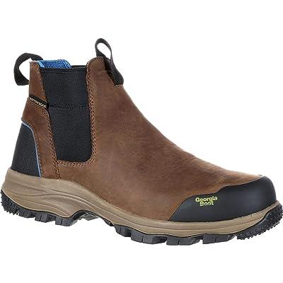 Georgia Men's GB00106 Mid Calf Boot | Industrial & Construction Boots