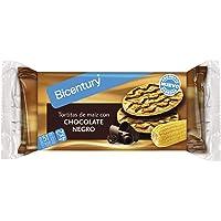 Bicentury - Tortitas De maíz con chocolate negro