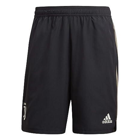 cheap for discount 70343 5035e adidas Juve WOV SHO – Pantaloncini Juventus, Uomo, Nero (Nero Arcill)