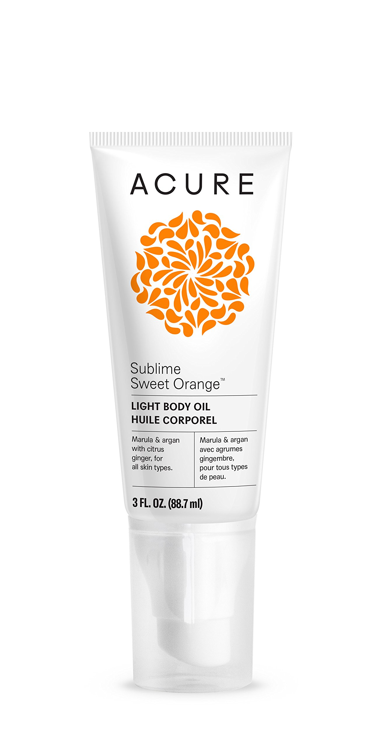 Sublime Sweet Orange Light Body Oil (Packaging May Vary)