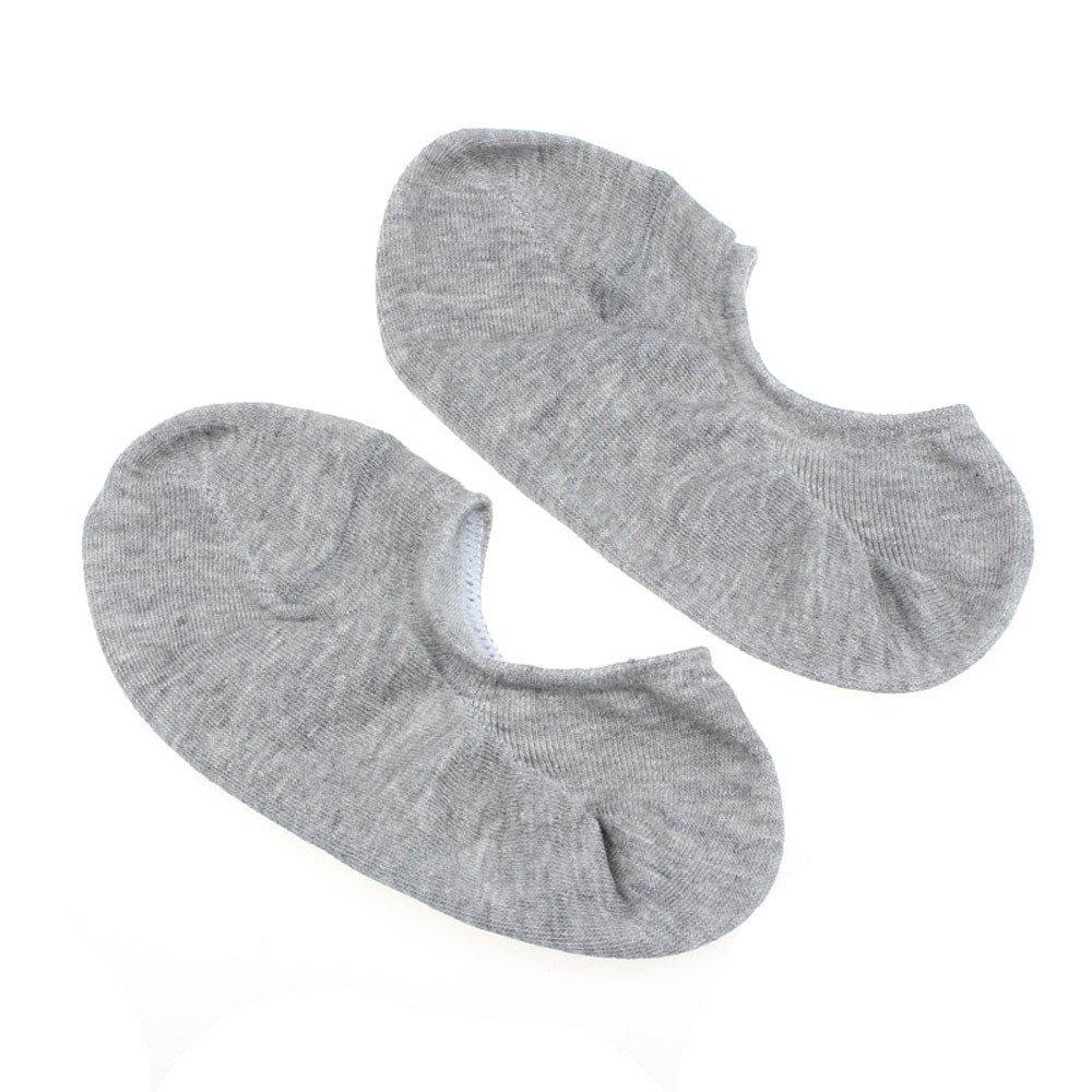 Bluestercool Hommes Chaussettes, 1 Paire / 10 Paires Invisible Coton Mélangé Chaussettes de Sport, Socquettes taille basse pour Homme Bluestercool Chaussettes