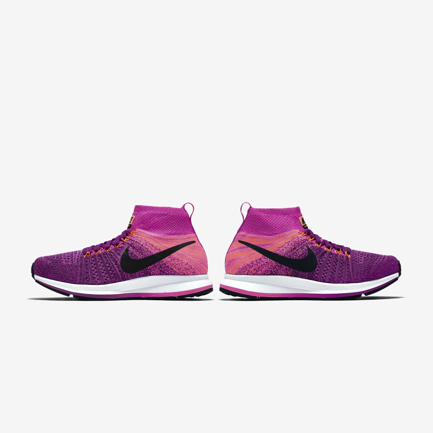 a7c619524815 Nike Air Zoom Pegasus All Out Flyknit - Big  size 7 c62c4 cde9b Amazon.com  NIKE Girls ZM Pegasus All Out Flyknit Big Kid ...
