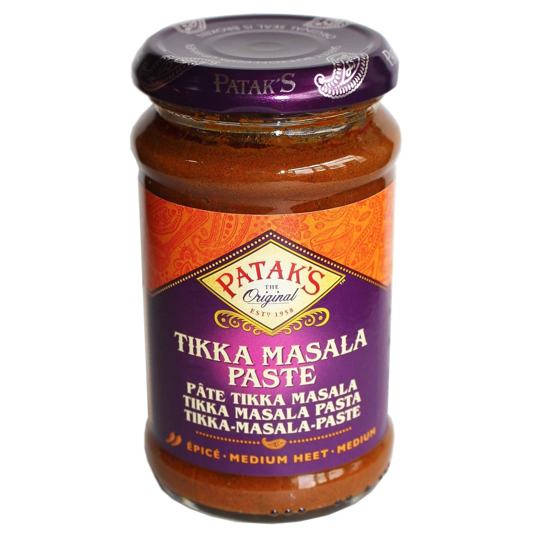 Patak´s Tikka Masala Paste 283g: Amazon.de: Lebensmittel & Getränke