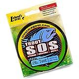 Trout Magnet S.O.S. Fishing Line, 350yd (2lb, 4lb, 6lb Test)