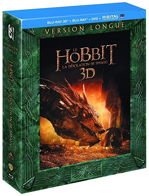 Le Hobbit : La désolation de Smaug [Italia] [Blu-ray]: Amazon.es ...