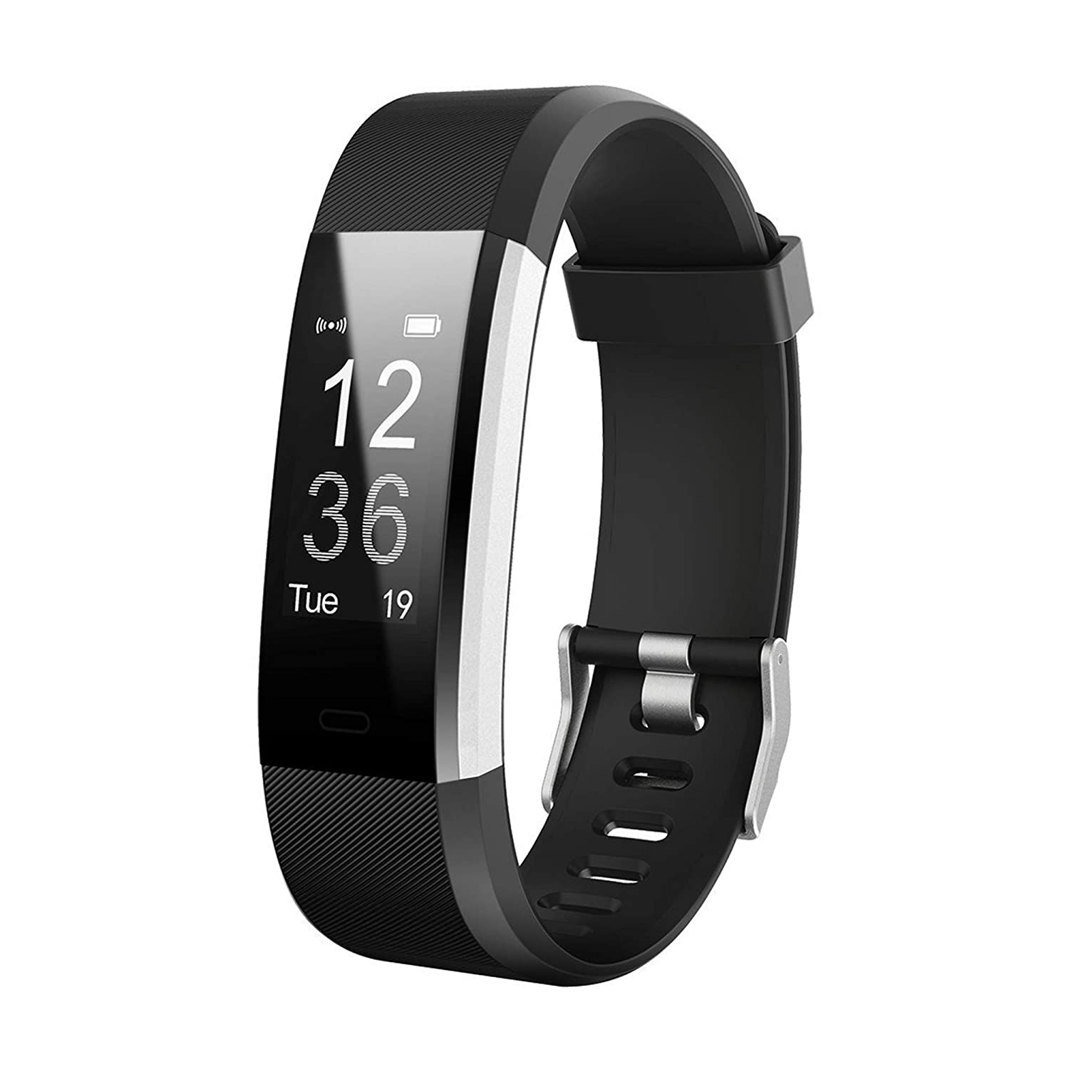 Fitplus FP04 Fitness Tracker with Personal Dietitian (3 Month) and Personal Trainer Session
