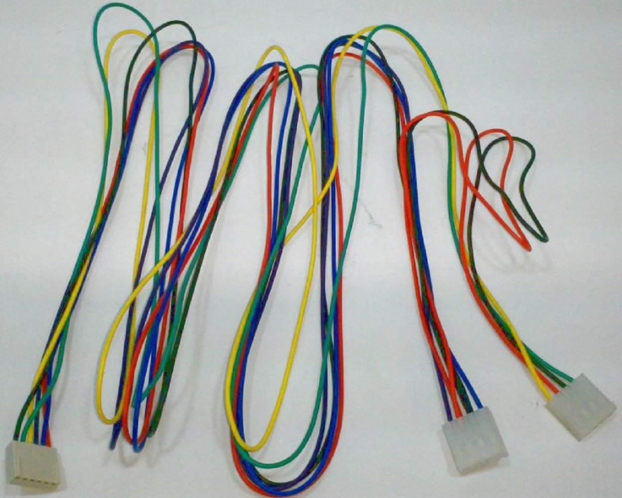 "Amazon.com: Jamma Track Ball Replacement Wiring Harness for 3"" Trackball  60-in-1 Setup: Toys & Games"