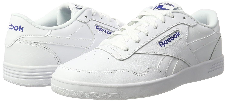 Reebok Royal Techque T, Zapatillas para Hombre, Blanco (White/White), 40 EU