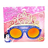 Sun-Staches Costume Sunglasses Kids Snow White