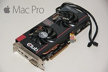 AMD Radeon R9 280X 3GB HD Graphics Video Card For Apple Mac Pro 2009 - 2012