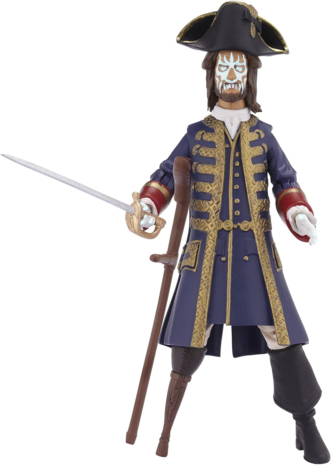 Dead Sea Sword Pirate Toy Plastic Costume Accessory