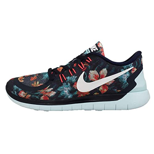 promo code ae6af 46711 Nike Mens Free 5.0 Photosynthesis Floral Print Running Shoes 8.5   Amazon.ca  Shoes   Handbags