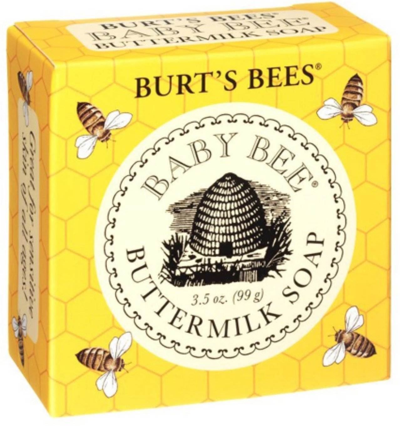 BABY BEE BUTTERMILK SOAP 3.5Z by Burt's Bees