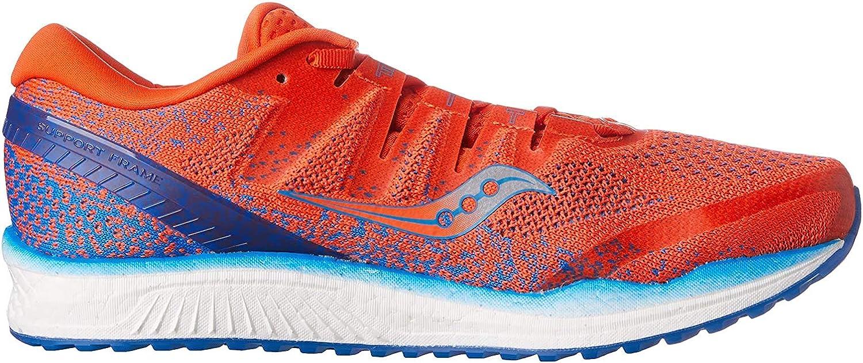 Saucony Freedom ISO 2, Zapatillas de Running para Hombre, Naranja ...