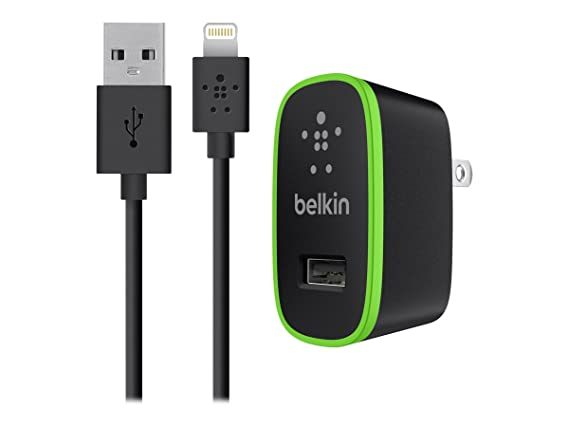 premium selection e1fcf bda5b Belkin MIXIT Home Charger with Lightning Cable for iPhone 6/6 Plus ...