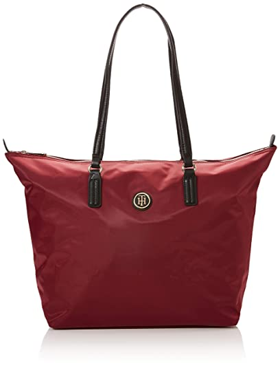 Tommy Hilfiger Poppy Tote Solid, Sacs bandoulière femme