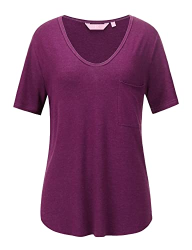 REGNA X Love Coated Women's Flowy Summer Short Sleeve T-shirts(3 styles, S-3XL)