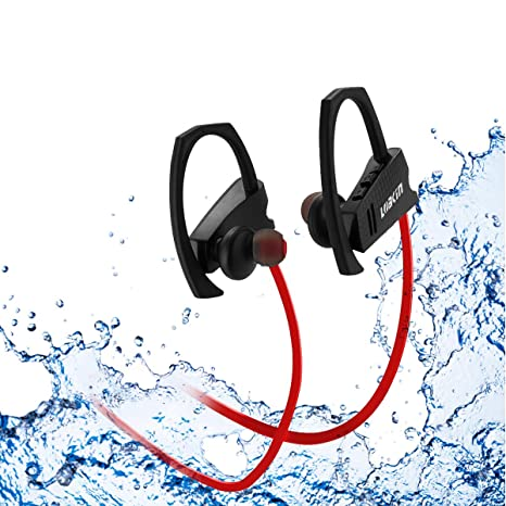 Cuffie Bluetooth V4.1 Arbily Wireless Bluetooth Auricolare In-Ear Stereo  Sports Noise Cancelling Cuffie Sportive headphone ... 006ea0210639