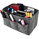 Kumako バッグインバッグ 小物収納 バッグ インナーバッグ 高級 旅行/通勤/通学など用 収納便利グッズ