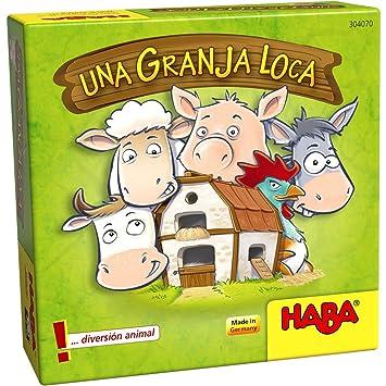 Amazon.com: HABA – A Farm Loca – ESP, Multicoloured ...