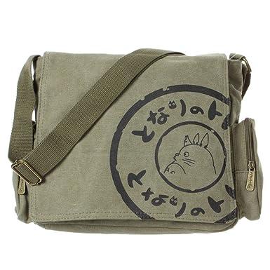 4634bb5949 Anime My Neighbor Totoro Cartoon Cosplay Messenger Bag Shoulder Bag   Amazon.co.uk  Clothing