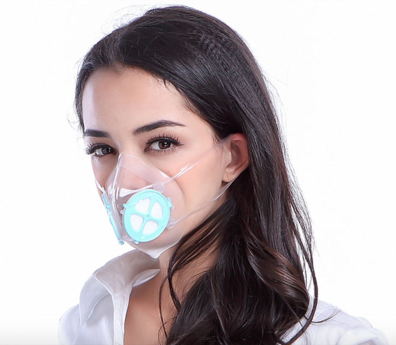 Totobobo Petite Anti Pollution Mask/Washable and Reusable Respirator/Air Pollution/Allergies / Viruses/Bacteria / Dust/Cycling / Motorcycle/Running / Travel / Dream Lab Ltd