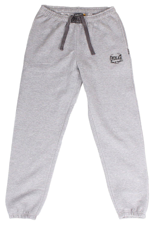 Pantalones EVERLAST EVR4487 para hombre - Gris: Amazon.es: Ropa y ...
