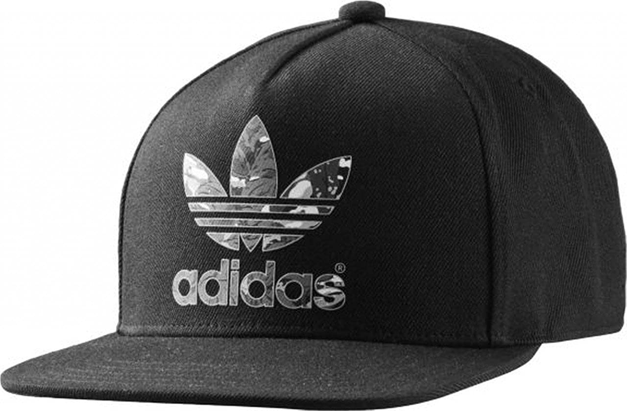 adidas AC Fitted Cap - Black  Amazon.co.uk  Clothing a2a4d76f90d0