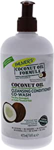 Palmers Palmers Coconut Oil Cleansing Conditioner Co-Wash for Unisex 16 oz Conditioner, 473 ml
