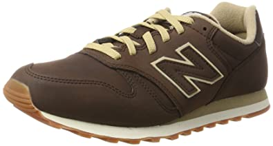 new balance 373 homme marron