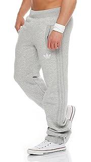 adidas Herren Hose SPO Fleece TP black Größe S: