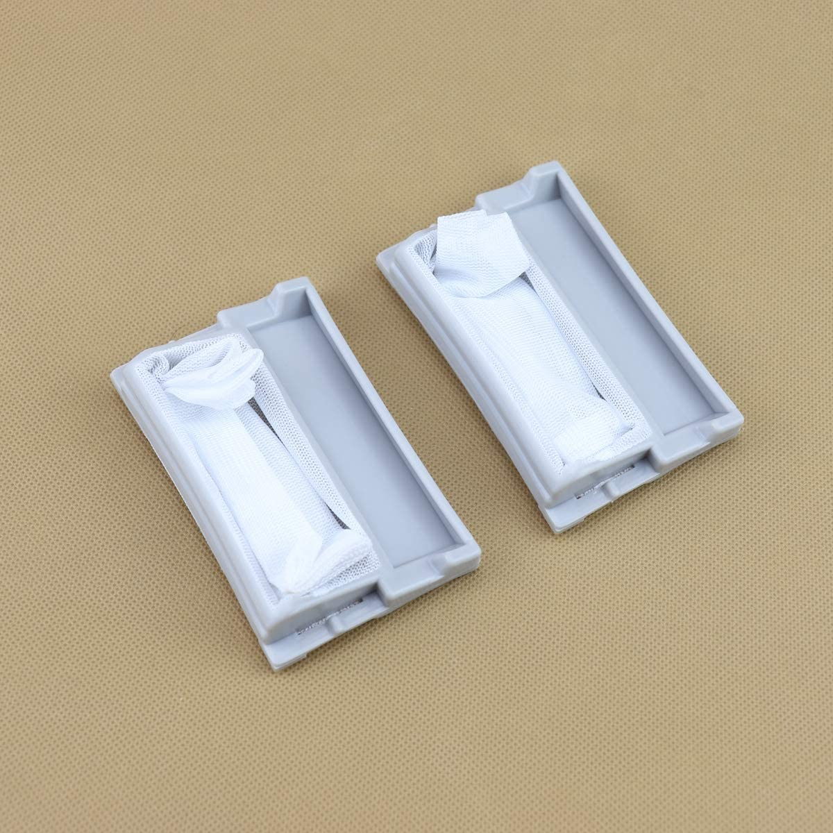 2Pcs Washing Machine Magic Lint Filter For Samsung SW50ASP、SW51ASP、SW52ASP、SW55U