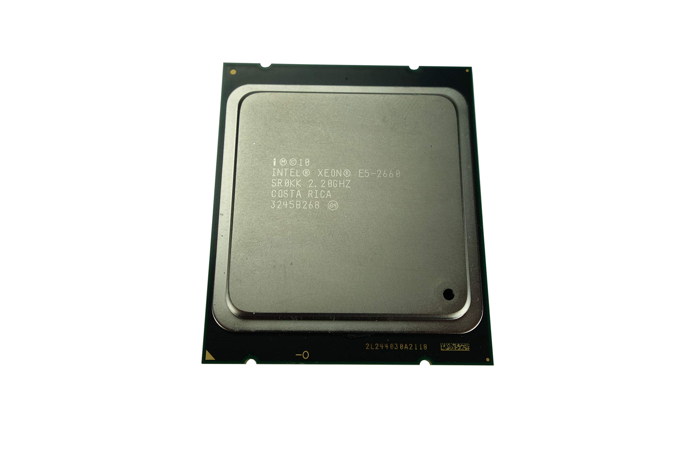 Intel Xeon E5-2660 2.2Ghz 20MB 8-Core 8.0GT/s 95W LGA2011 SR0KK CM8062107184801 (Renewed)
