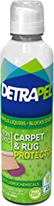 DetraPel Carpet & Rug Protector - 6.8 oz. (200ml) - As Seen on Shark Tank