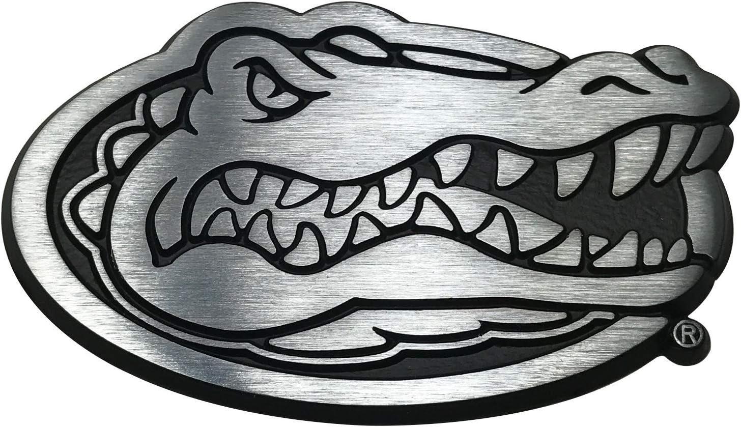 Many Available! University of Florida Gators Metal Auto Emblem Crystal