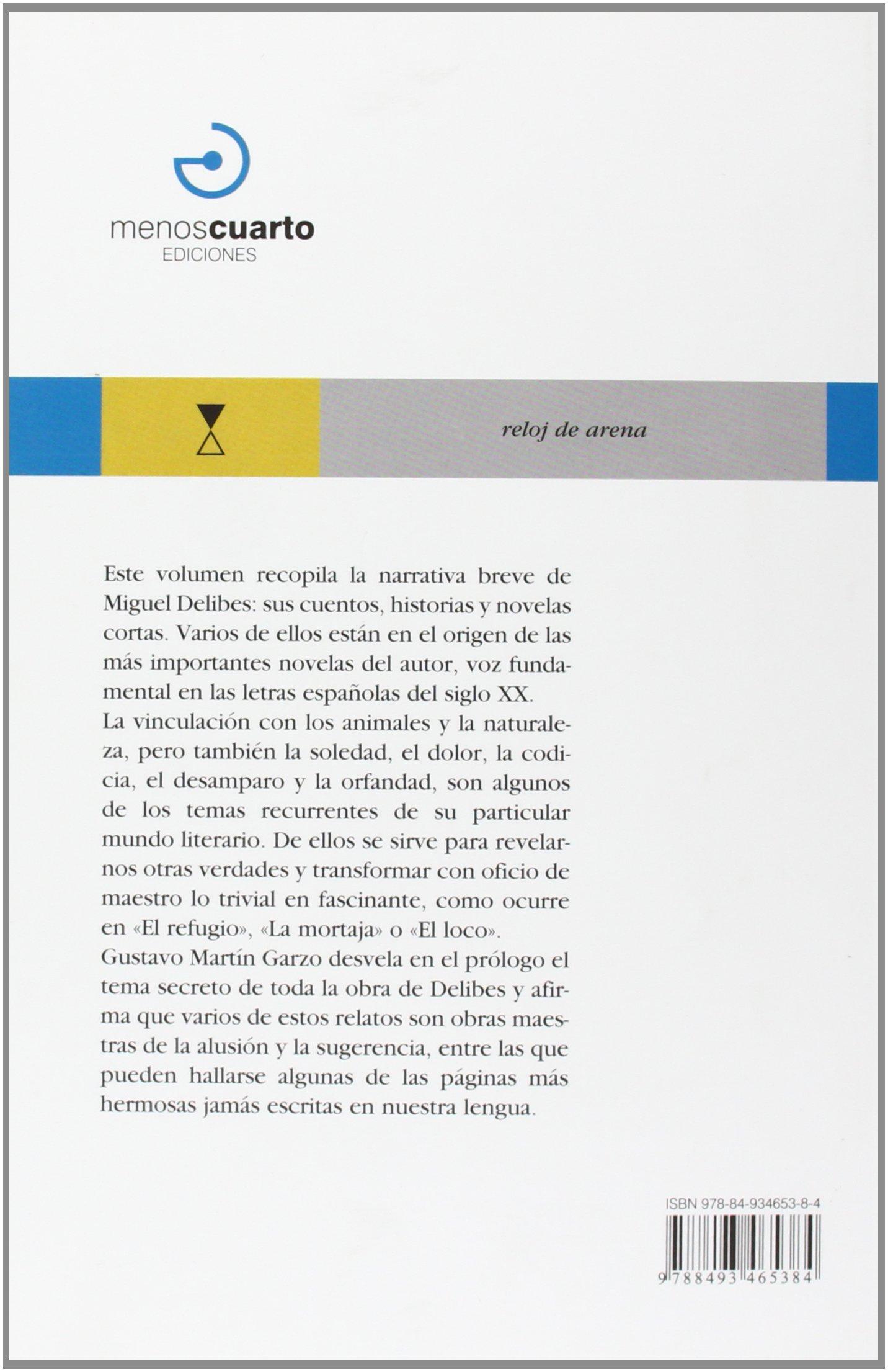 Viejas historias y cuentos completos: Miguel Delibes: 9788493465384: Amazon.com: Books