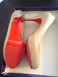 f03876c5eca Amazon.com  Colored Shoe Sole Kit - DIY Red Bottom - Slip .. red bottom  shoes ...