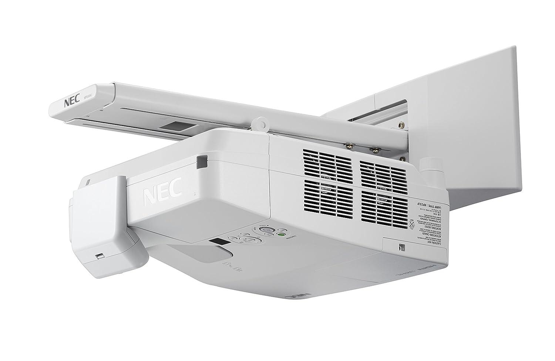 NEC UM301Wi interactiva Multipen proyector WXGA 3.: Amazon ...