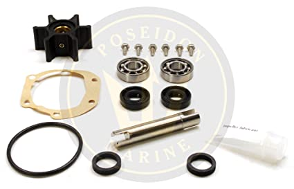 Amazon com: Poseidon Marine Water Pump Repair kit for Volvo
