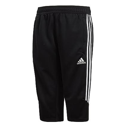 : adidas calcio giovanile tiro 17 3 / 4 i pantaloni: sport & esterno