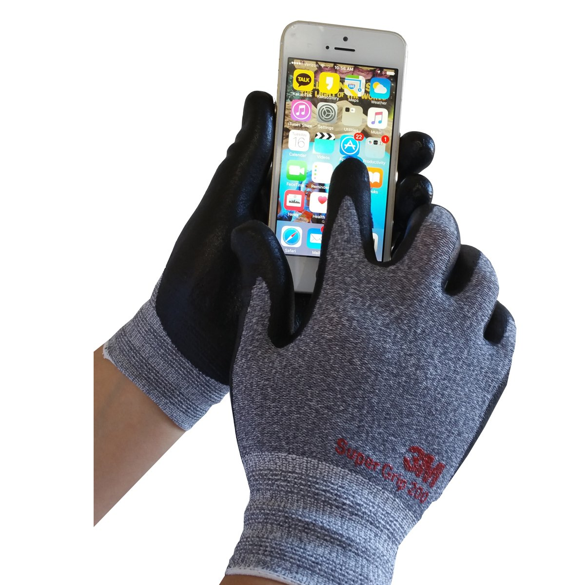3M Super Grip Garden Work Gloves- 3 PACK (Extra Large) by 3M Super Grip (Image #5)