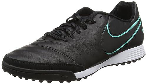 Nike Tiempox Genio II Leather TF, Scarpe da Calcio Uomo