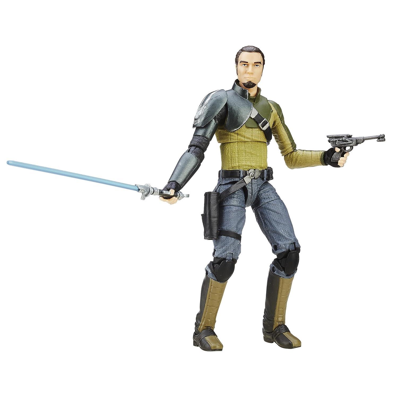 Hasbro Star Wars Rebels Noir Série 15,2cm Kanan Jarrus 2cm Kanan Jarrus B6329AS0