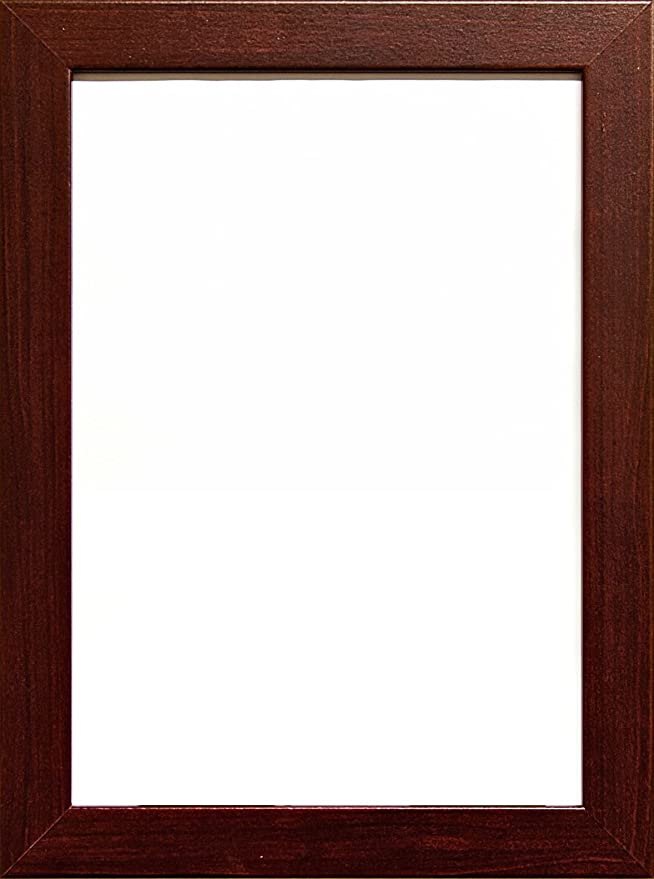 Photo & Picture Frames Flat Wooden White Picture Frames Photo Frames Poster Frame Wall Hang 40''x13.5''