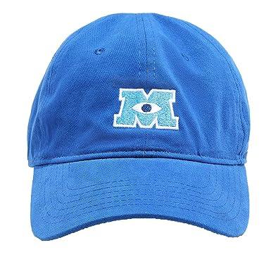 Amazon.com  Disney Pixar Monsters Inc. Adjustable Snapback Hat Cap ... fcba28b9d5d4