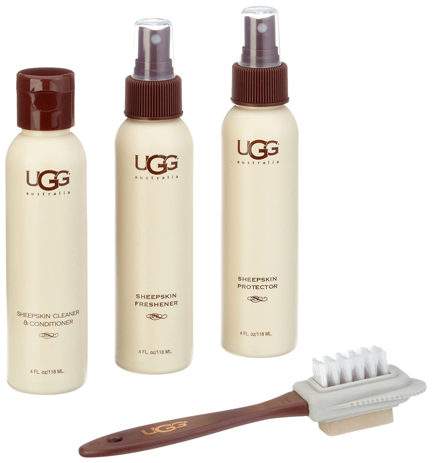 Amazon: UGG AUSTRALIA WOMEN's SHEEPSKIN CARE KIT