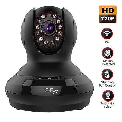 3-Eye Sparkle 1 H.264 Wireless / Cables IP Cámara camaras de vigilancia