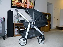 Amazon.com : Graco Modes Click Connect Stroller, Onyx : Baby